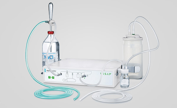 Laparoscopic Suction – Irrigation Pump